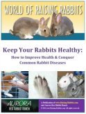 Keep Your Rabbits Healthy: How to Improve Health & Conquer Common Rabbit Diseases E-Book