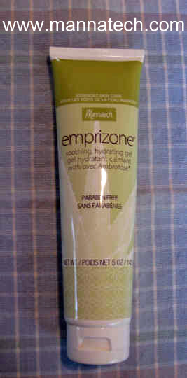 Emprizone by Mannatech, Inc. is wonderful for hutch burn, sore hocks and the scratches breeders get from their rabbits