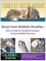 Keep Your Rabbits Healthy, a Raising-Rabbits E-book