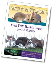 Ideal DIY Rabbit Cages provides you with all the Raising-Rabbits cage, hutch and rabbit run plans
