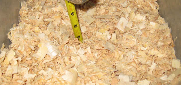 Pine Shavings is an excellent Rabbit Litter and Rabbit Nestbox bedding (underneath straw/hay)