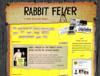 Rabbit Fever, the Movie