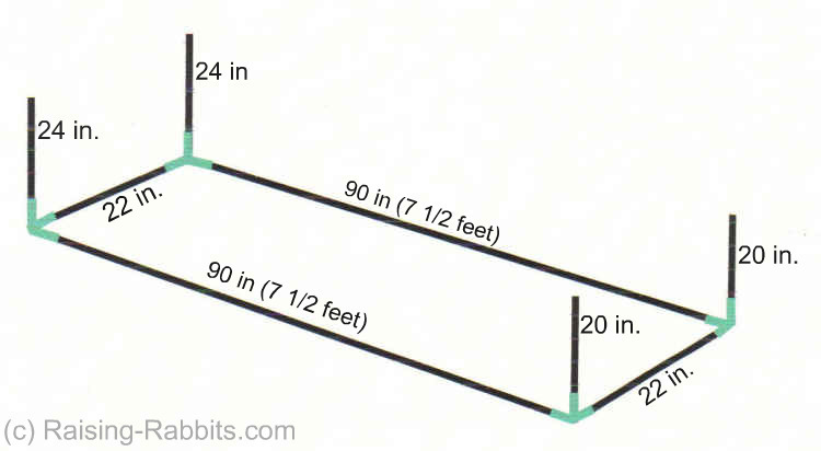 Rabbit Run Diagram