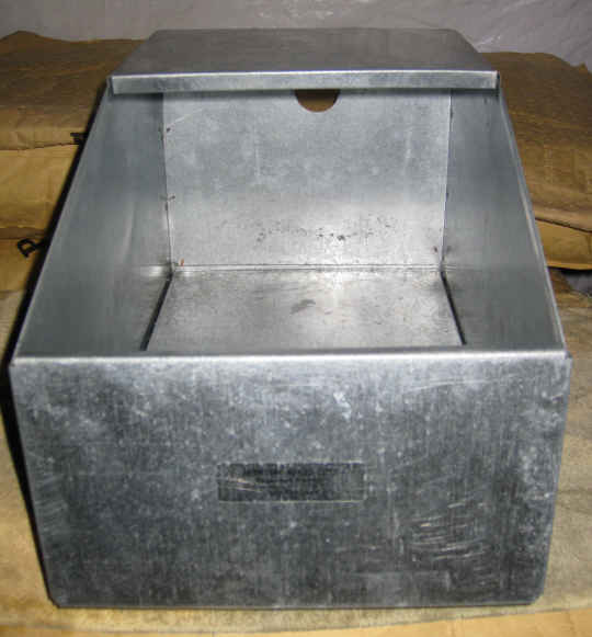 rabbit litter box metal 1