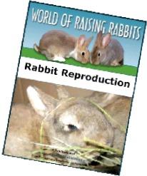 Rabbit Reproduction, a World of Raising Rabbits E-Book